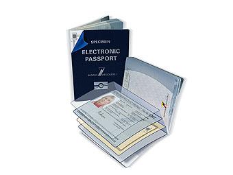 Электронные паспорта