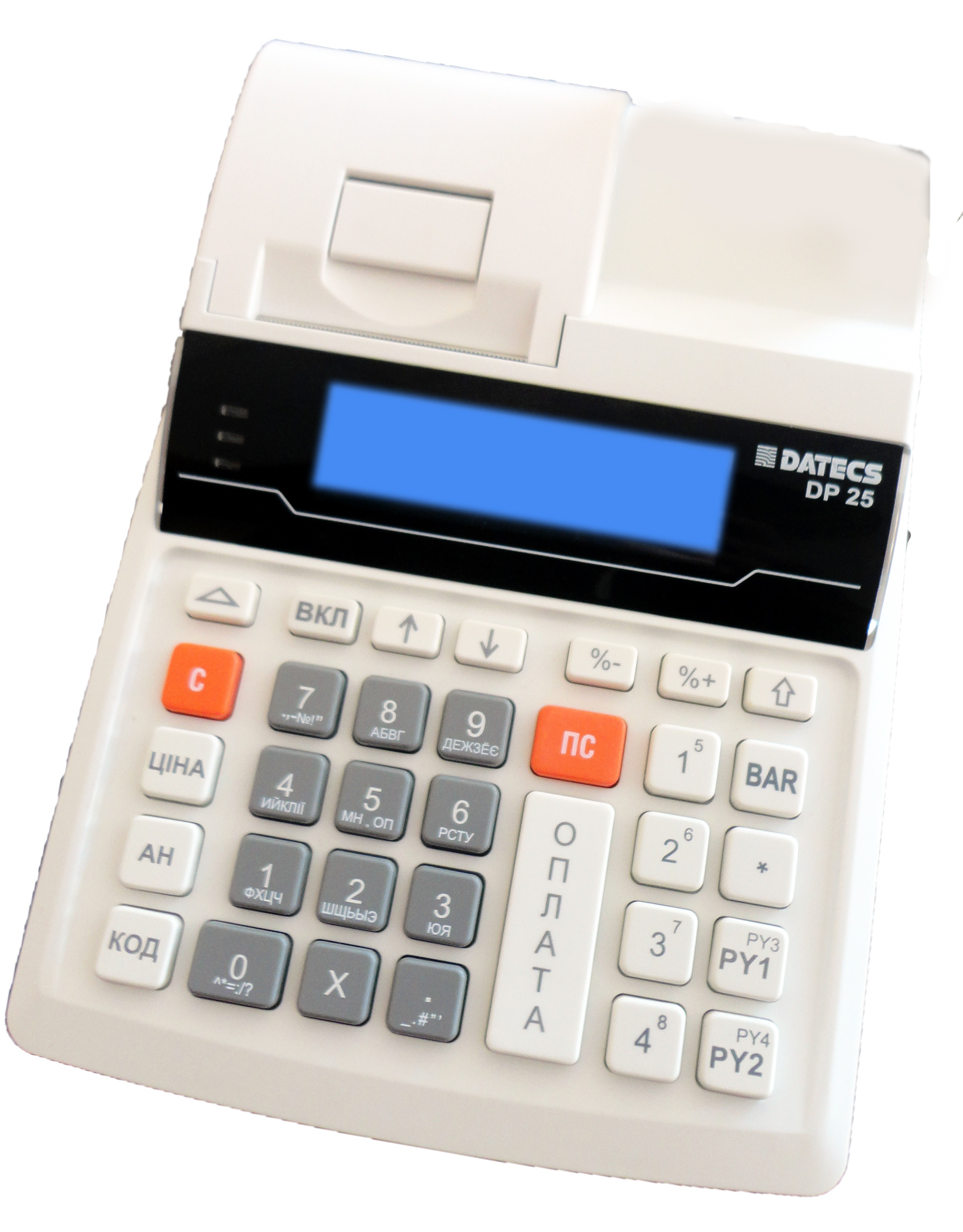 Кассы и чековые фискальные принтеры для СПД и сферы услуг