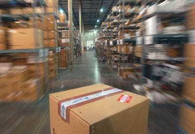 Использование RFID на складах