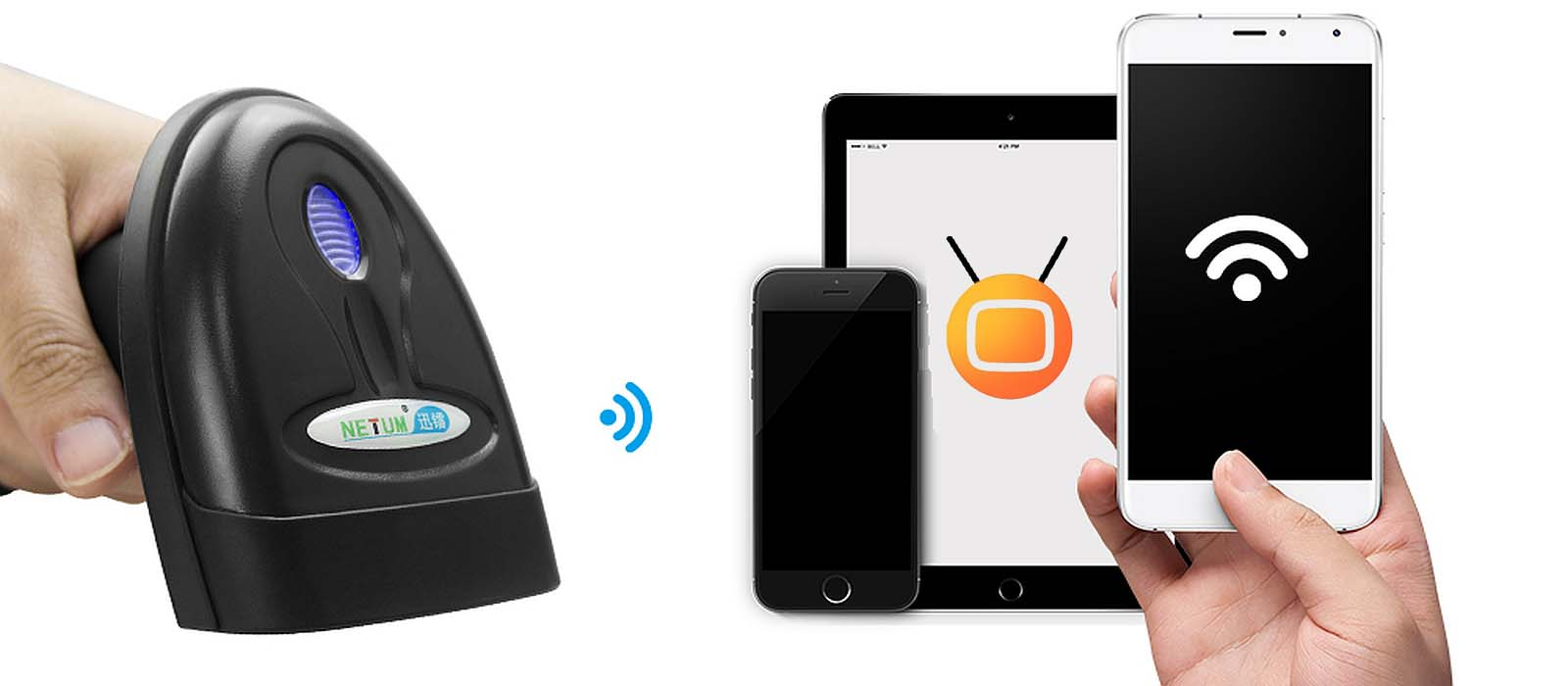 Netum Bluetooth Scanners